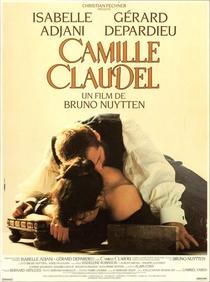 Camille Claudel - Poster / Capa / Cartaz - Oficial 1