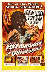Fire Maidens from Outer Space - Poster / Capa / Cartaz - Oficial 2