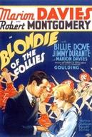 Princesa da Broadway (Blondie of the Follies)
