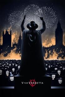 V de Vingança - Poster / Capa / Cartaz - Oficial 9