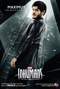 Inumanos (1ª Temporada) - Poster / Capa / Cartaz - Oficial 5