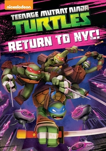 Tartarugas Ninja (3ª Temporada) - Poster / Capa / Cartaz - Oficial 2