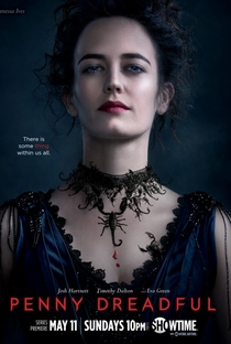 Penny Dreadful (1ª Temporada) - Poster / Capa / Cartaz - Oficial 1