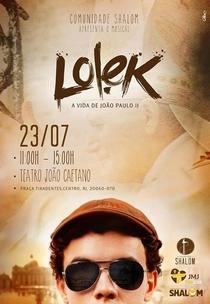 Lolek - A Vida de João Paulo II - Poster / Capa / Cartaz - Oficial 1