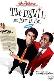 Max Devlin e o Diabo - Poster / Capa / Cartaz - Oficial 1
