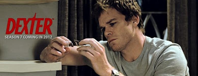 GARGALHANDO POR DENTRO: Behind The Scenes   Dexter 7ª Temporada