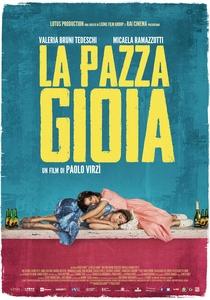 Loucas de Alegria - Poster / Capa / Cartaz - Oficial 1