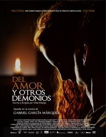 Do Amor e Outros Demônios - Poster / Capa / Cartaz - Oficial 1