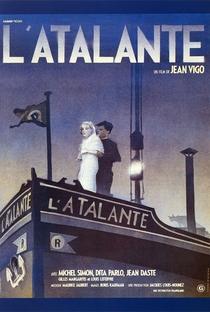 O Atalante - Poster / Capa / Cartaz - Oficial 1