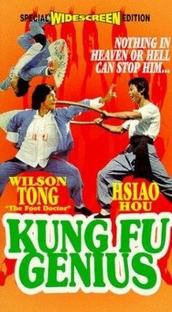 O Gênio do Kung Fu - Poster / Capa / Cartaz - Oficial 1