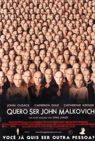 Quero Ser John Malkovich - Poster / Capa / Cartaz - Oficial 2
