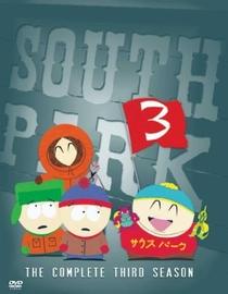 South Park (3ª Temporada) - Poster / Capa / Cartaz - Oficial 1
