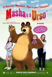 Masha e o Urso - O Filme - Poster / Capa / Cartaz - Oficial 2