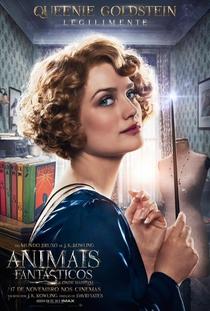 Animais Fantásticos e Onde Habitam - Poster / Capa / Cartaz - Oficial 30