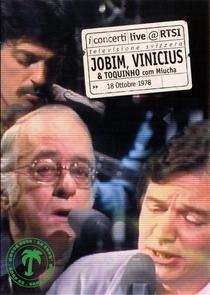 Jobim, Vinícius & Toquinho com Miúcha - Musicalmente - Poster / Capa / Cartaz - Oficial 1