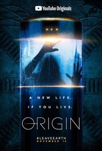Origin (1ª Temporada) - Poster / Capa / Cartaz - Oficial 1