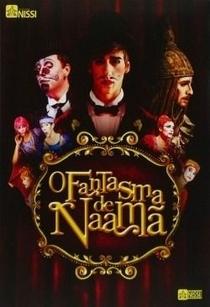O Fantasma de Naamã - Poster / Capa / Cartaz - Oficial 1