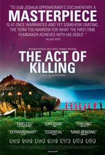 O Ato de Matar - Poster / Capa / Cartaz - Oficial 7