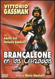 Brancaleone nas Cruzadas - Poster / Capa / Cartaz - Oficial 4