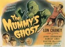 O Fantasma da Múmia - Poster / Capa / Cartaz - Oficial 3