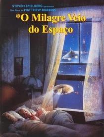 O Milagre Veio do Espaço - Poster / Capa / Cartaz - Oficial 1