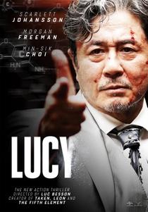 Lucy - Poster / Capa / Cartaz - Oficial 5