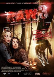 Raw 3 - Die Offenbarung der Grete Müller - Poster / Capa / Cartaz - Oficial 1