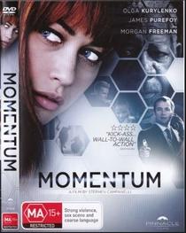 Momentum - Poster / Capa / Cartaz - Oficial 8