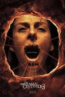 A Centopéia Humana 3 - Poster / Capa / Cartaz - Oficial 1