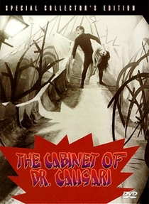 O Gabinete do Dr. Caligari - Poster / Capa / Cartaz - Oficial 11