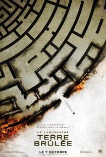 Maze Runner: Prova de Fogo - Poster / Capa / Cartaz - Oficial 12