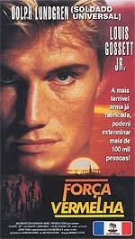 Força Vermelha - Poster / Capa / Cartaz - Oficial 3