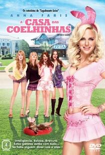 A Casa das Coelhinhas - Poster / Capa / Cartaz - Oficial 1