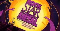Rockstar e a origem do metal - Poster / Capa / Cartaz - Oficial 1