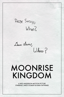 Moonrise Kingdom - Poster / Capa / Cartaz - Oficial 3