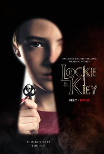 Locke & Key (1ª Temporada) - Poster / Capa / Cartaz - Oficial 3