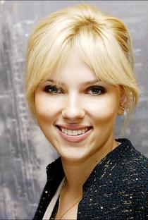 Scarlett Johansson - Poster / Capa / Cartaz - Oficial 5