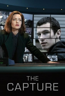 The Capture (1ª Temporada) - Poster / Capa / Cartaz - Oficial 3