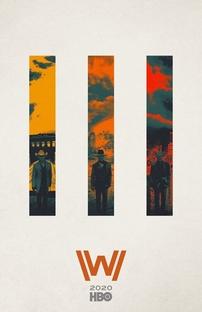 Westworld (3ª Temporada) - Poster / Capa / Cartaz - Oficial 6