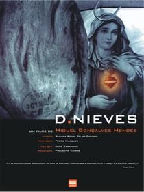Dona Nieves - Poster / Capa / Cartaz - Oficial 1