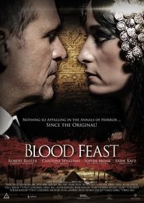 Banquete de Sangue - Poster / Capa / Cartaz - Oficial 3
