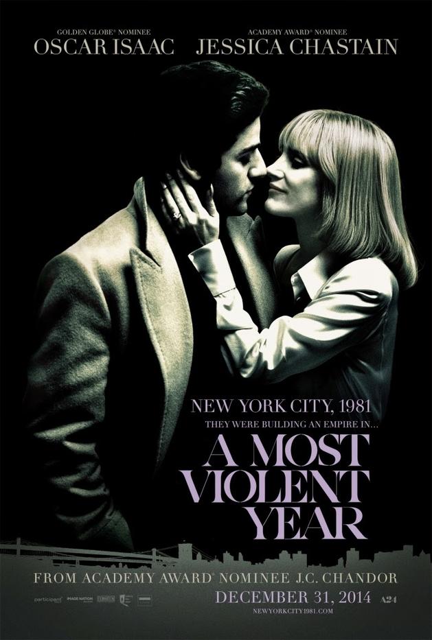 Cartaz de 'A Most Violent Year'