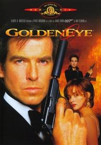 007 - Contra GoldenEye - Poster / Capa / Cartaz - Oficial 6