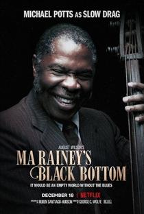 A Voz Suprema do Blues - Poster / Capa / Cartaz - Oficial 7