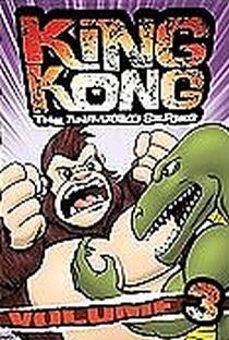 King Kong (3ª Temporada) - Poster / Capa / Cartaz - Oficial 1