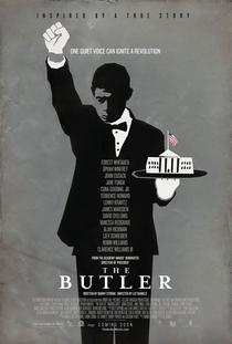 O Mordomo da Casa Branca - Poster / Capa / Cartaz - Oficial 2