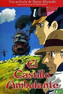 O Castelo Animado - Poster / Capa / Cartaz - Oficial 41