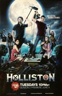 Holliston (2ª Temporada) - Poster / Capa / Cartaz - Oficial 1