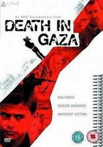 Morte em Gaza - Poster / Capa / Cartaz - Oficial 1