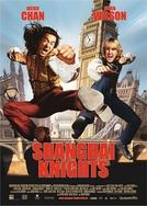 Bater ou Correr em Londres (Shanghai Knights)